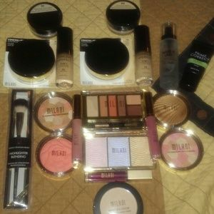 Milani Make-up Bundle All Brand New(not snatched)